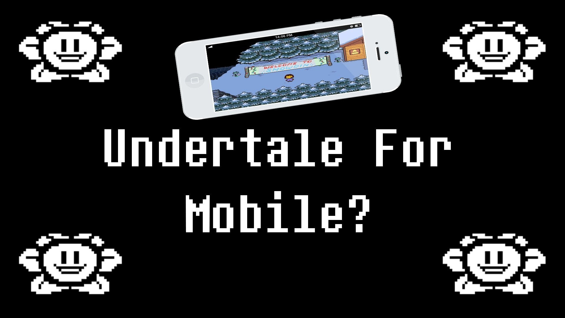 ON YOUR PHONE! | {1} | Undertale Free Android – No Root