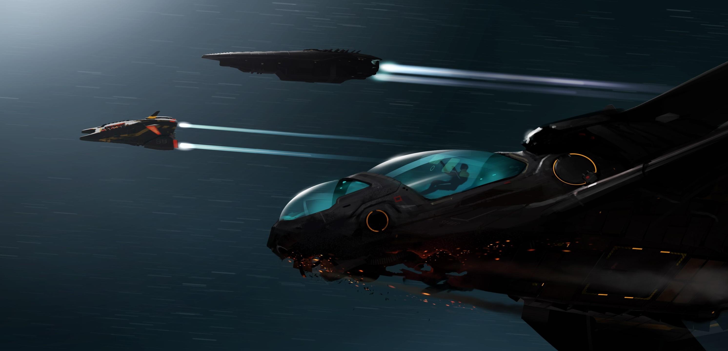 Elite Dangerous Spaceships Wallpapers HD / Desktop and Mobile Backgrounds