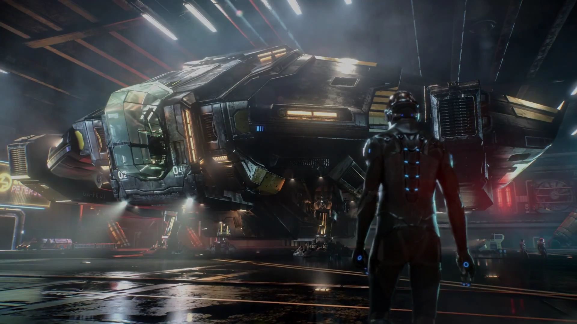 Watch The Elite: Dangerous Launch Trailer