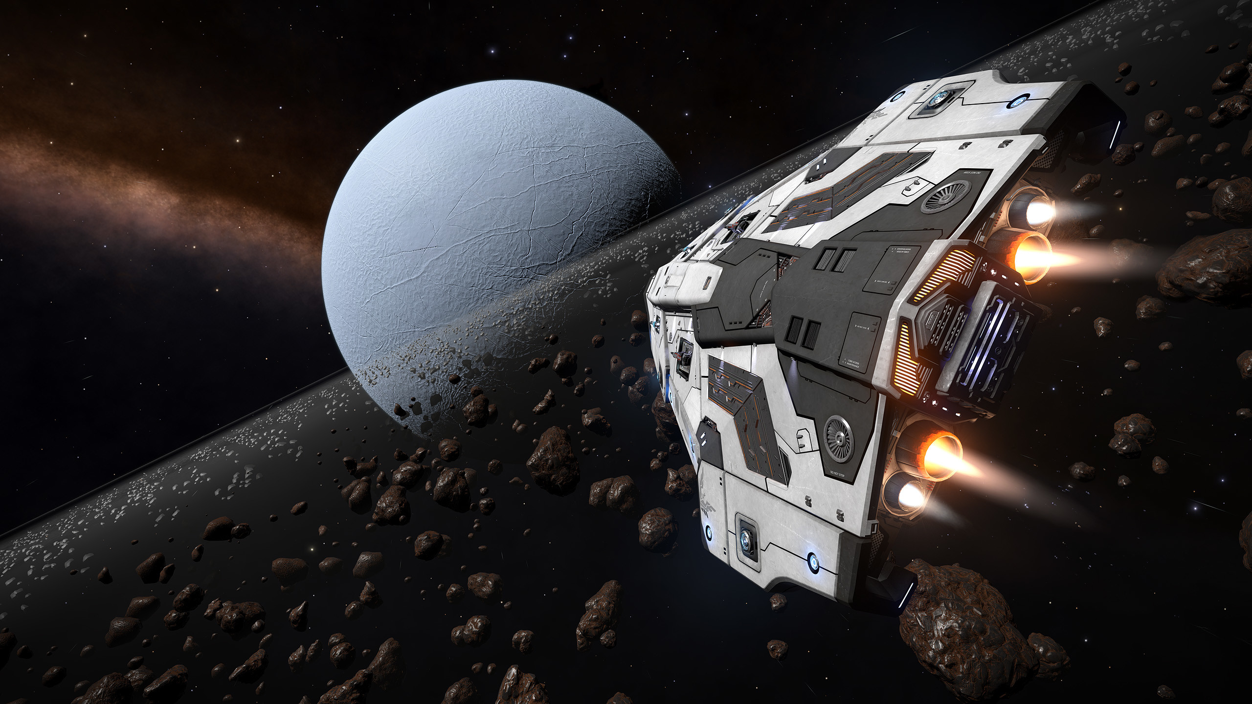 My latest RES Python wallpaper shot.. Sexy!
