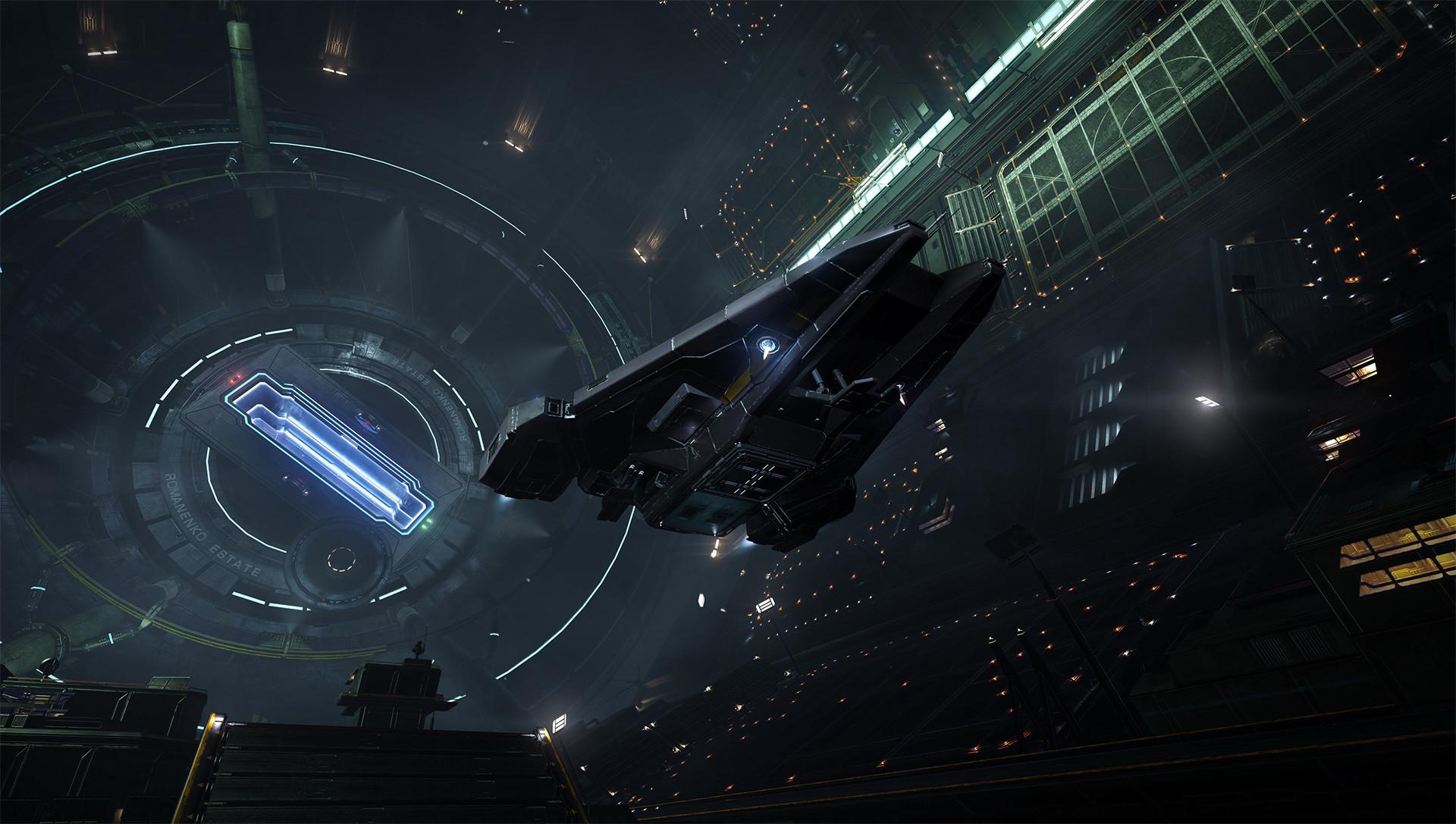 Video Game – Elite: Dangerous Wallpaper