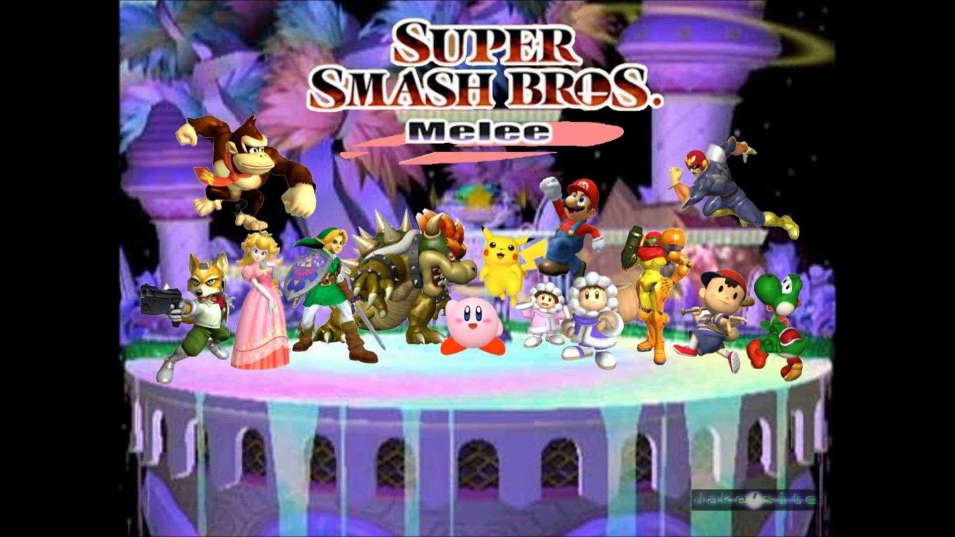 Best HD VGM 463 – Fountain of Dreams (Gourmet Race) – [Super Smash Bros.  Melee] – YouTube