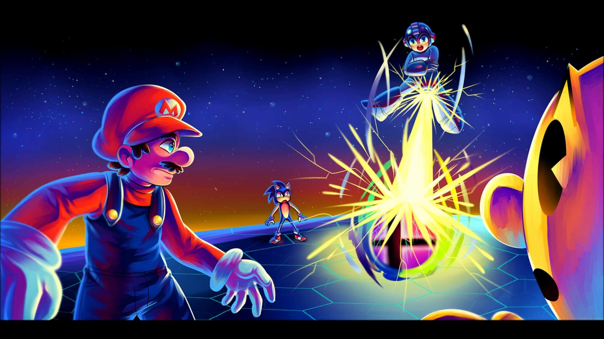 Super Smash Bros. Melee: Fountain of Dreams Remix