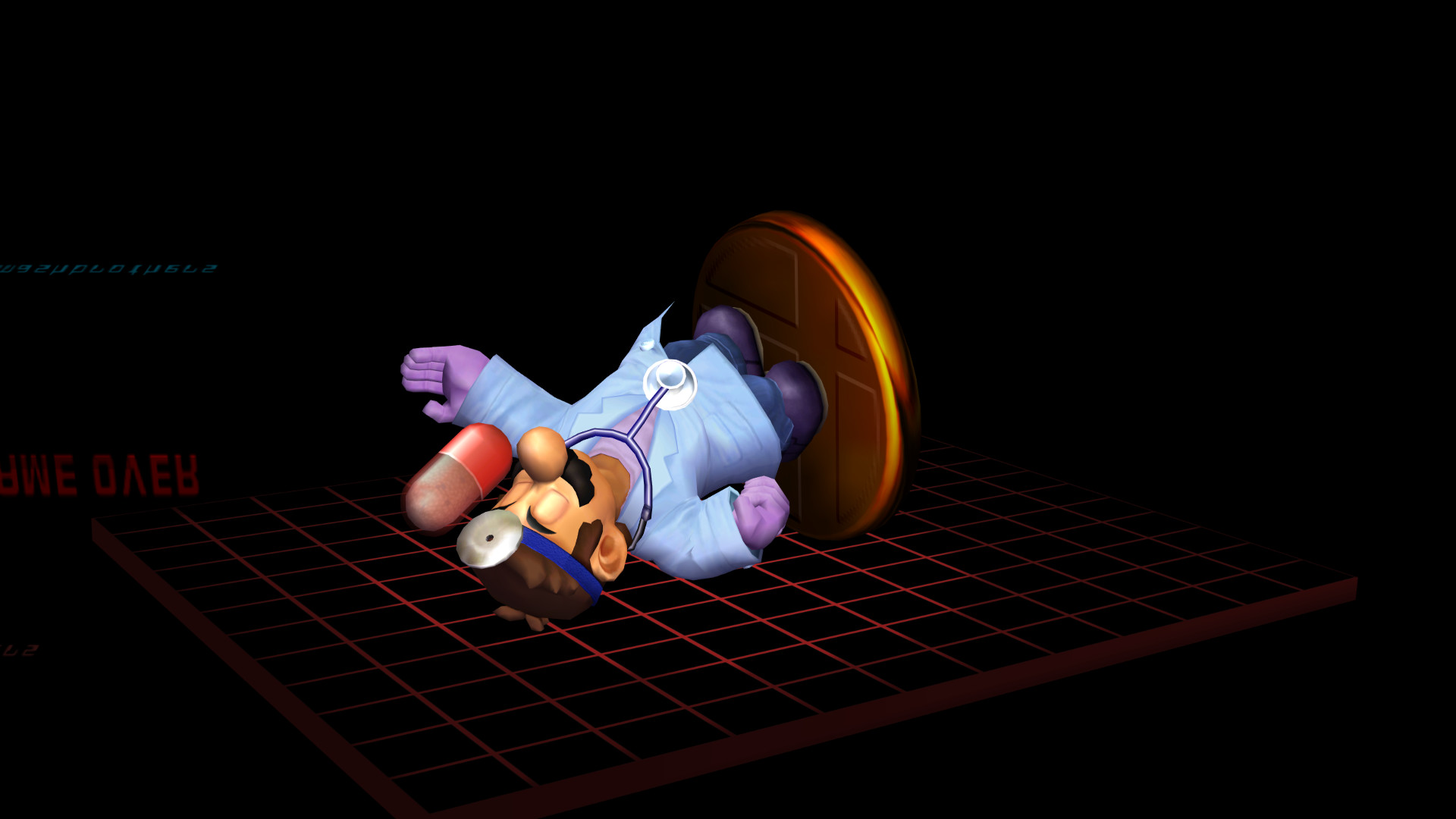 SSBM Game Over All Star Dr Mario.png