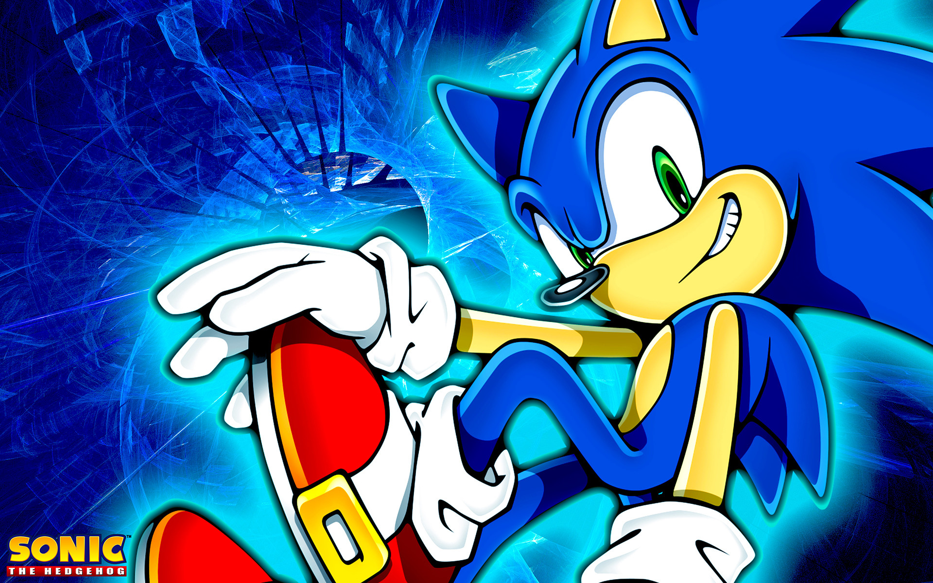 Classic Sonic The Hedgehog And Friends Wallpaper by .