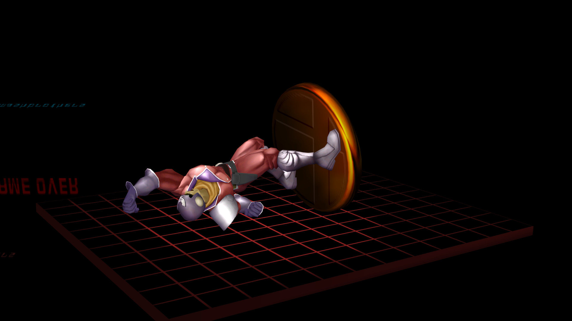 SSBM Game Over All Star Captain Falcon.png
