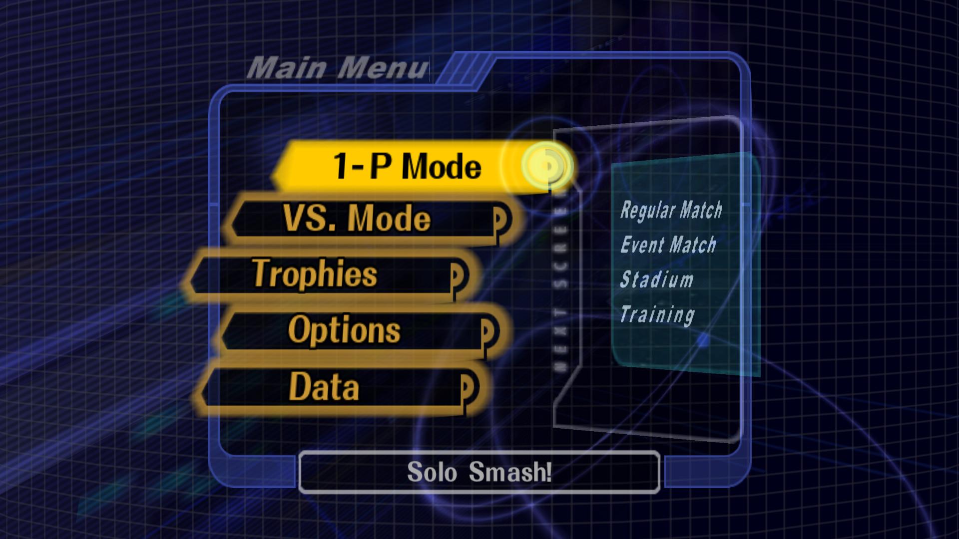 Image – Mode Select – Super Smash Bros. Melee.png | Smashpedia | FANDOM  powered by Wikia