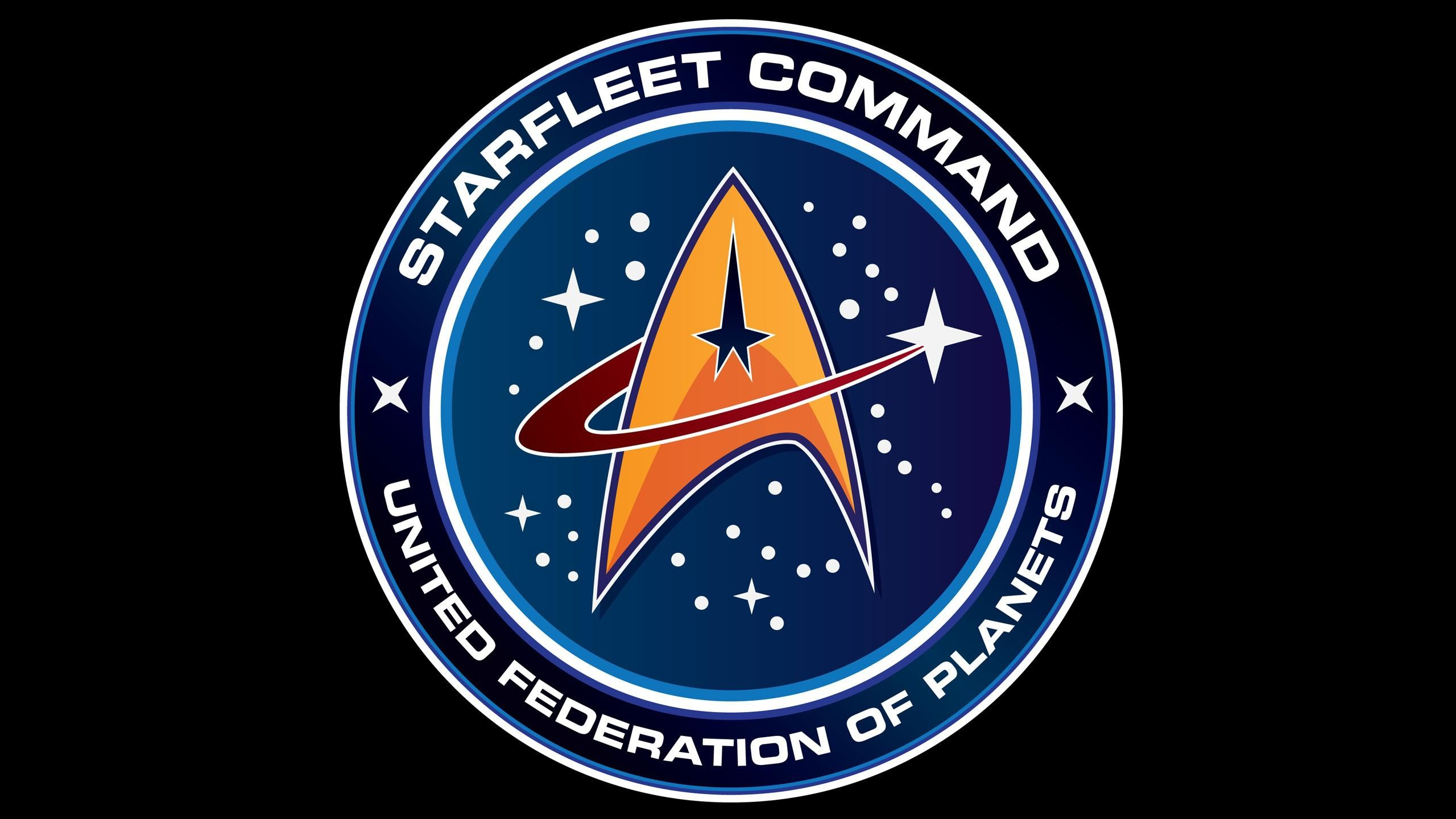 HD Starfleet Command in Star Trek Wallpaper