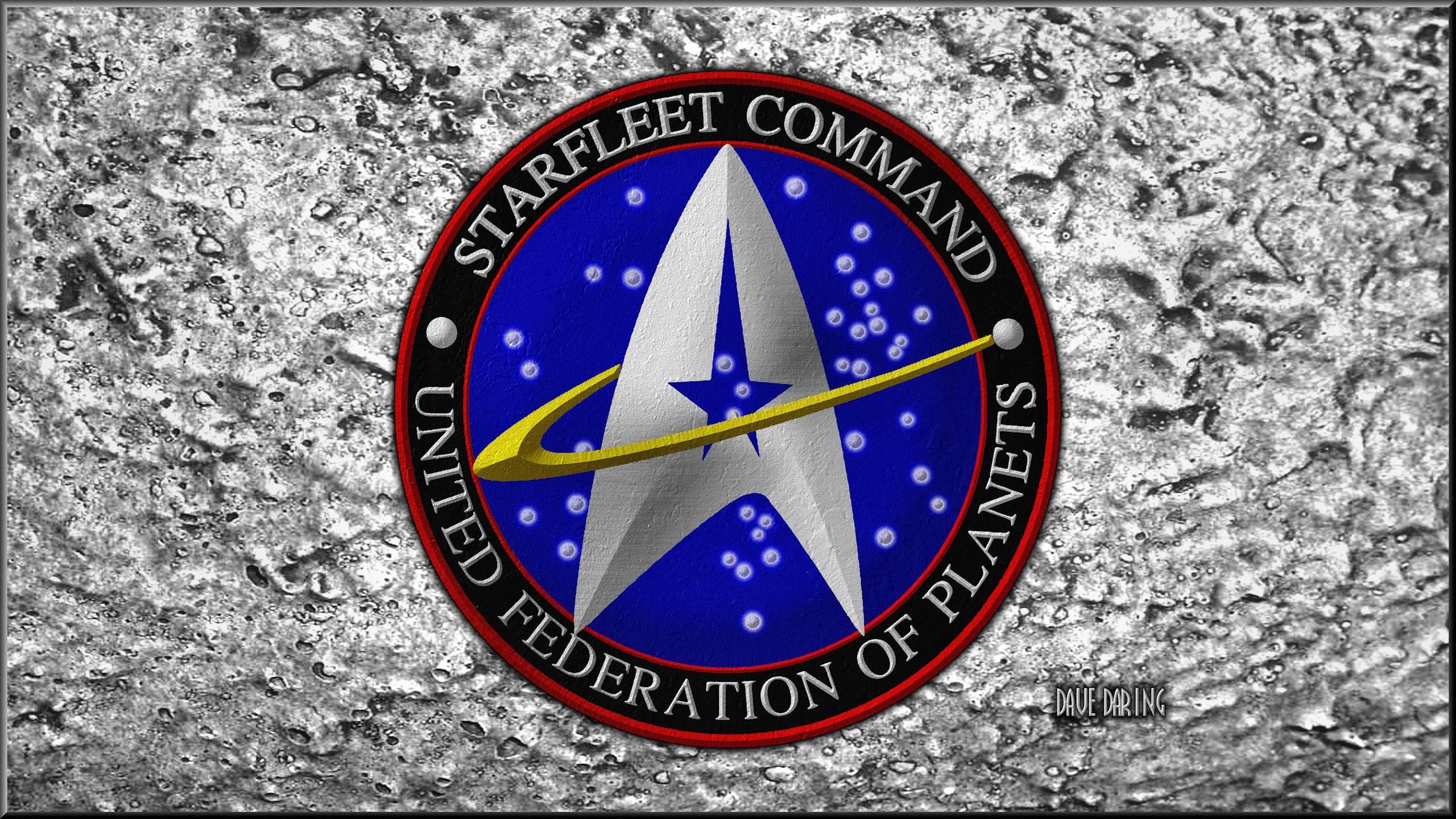 Star Trek Star Fleet Command Crest by Dave-Daring on .