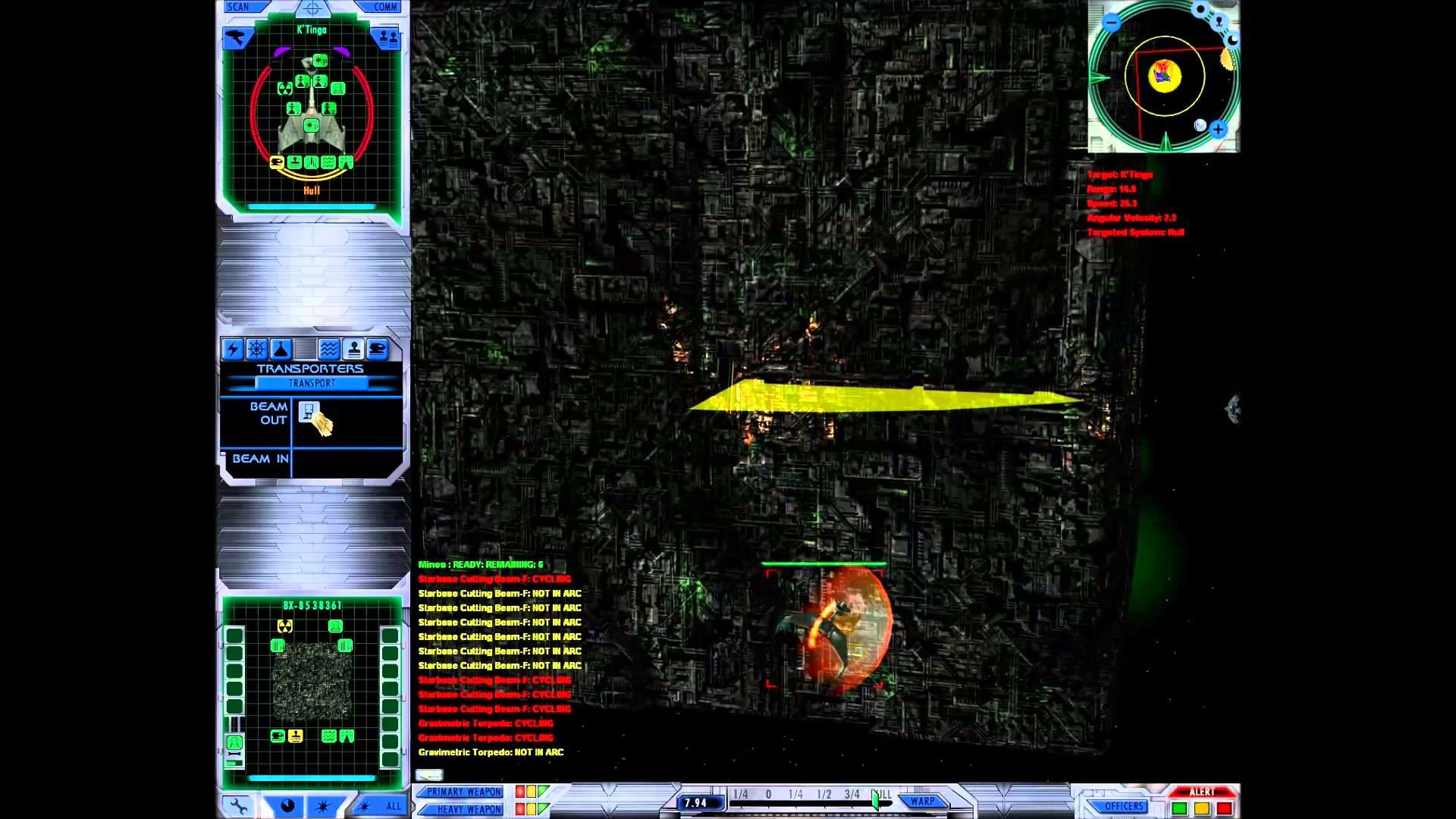 Let's Play Star Trek Starfleet Command 3 – Borg Mission 4 – Rexpansion 2009  Mod – YouTube