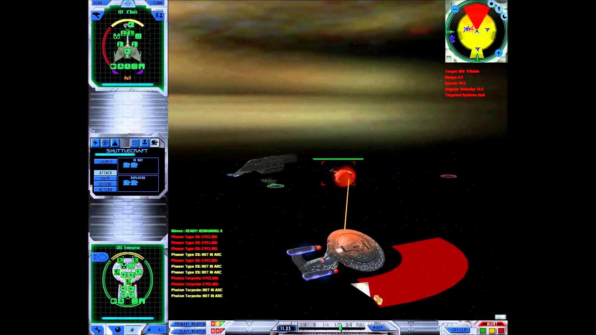 Let's Play Star Trek Starfleet Command 3 – Federation Mission 3 –  Rexpansion 2009 Mod