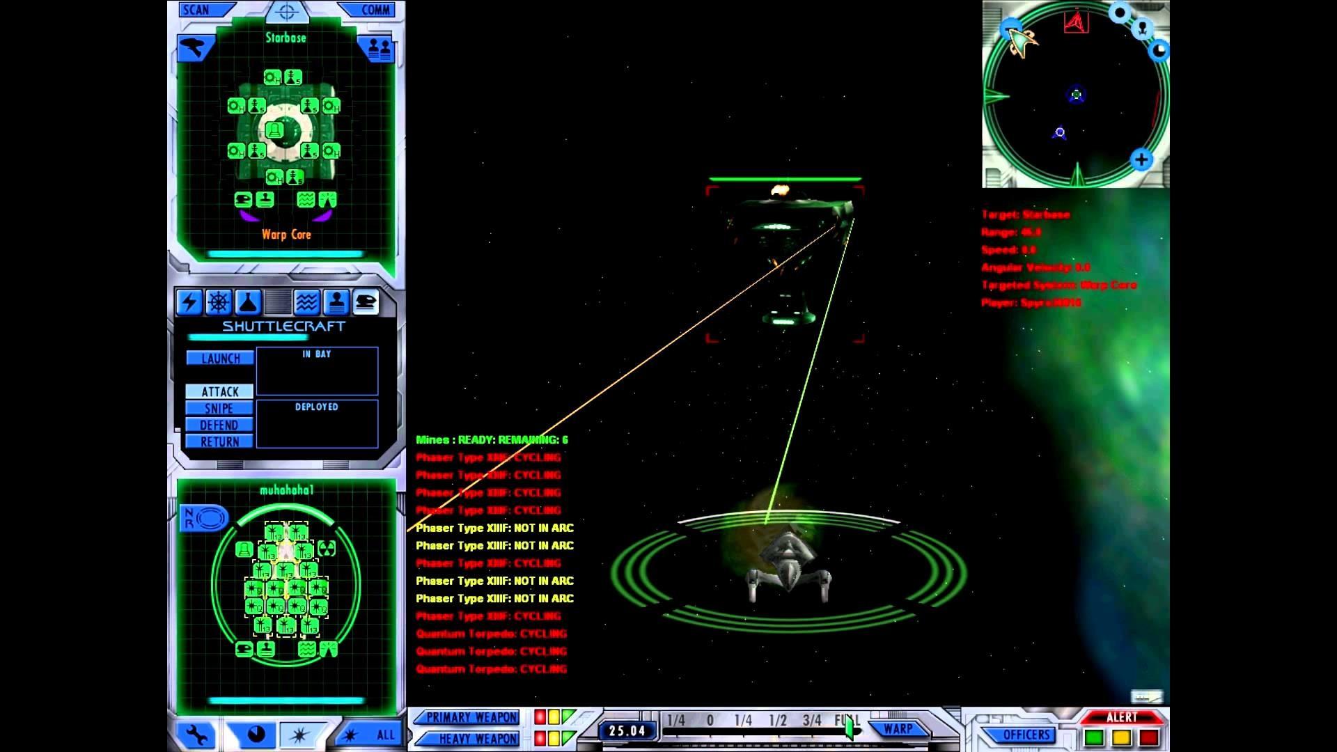 Star Trek: Starfleet Command III Deutsch [FullHD] Special #2 – Vorstellung  der Schiffe