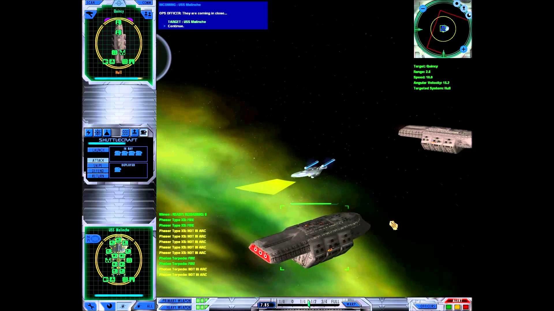 Let's Play Star Trek Starfleet Command 3 – Federation Mission 2 –  Rexpansion 2009 Mod – YouTube