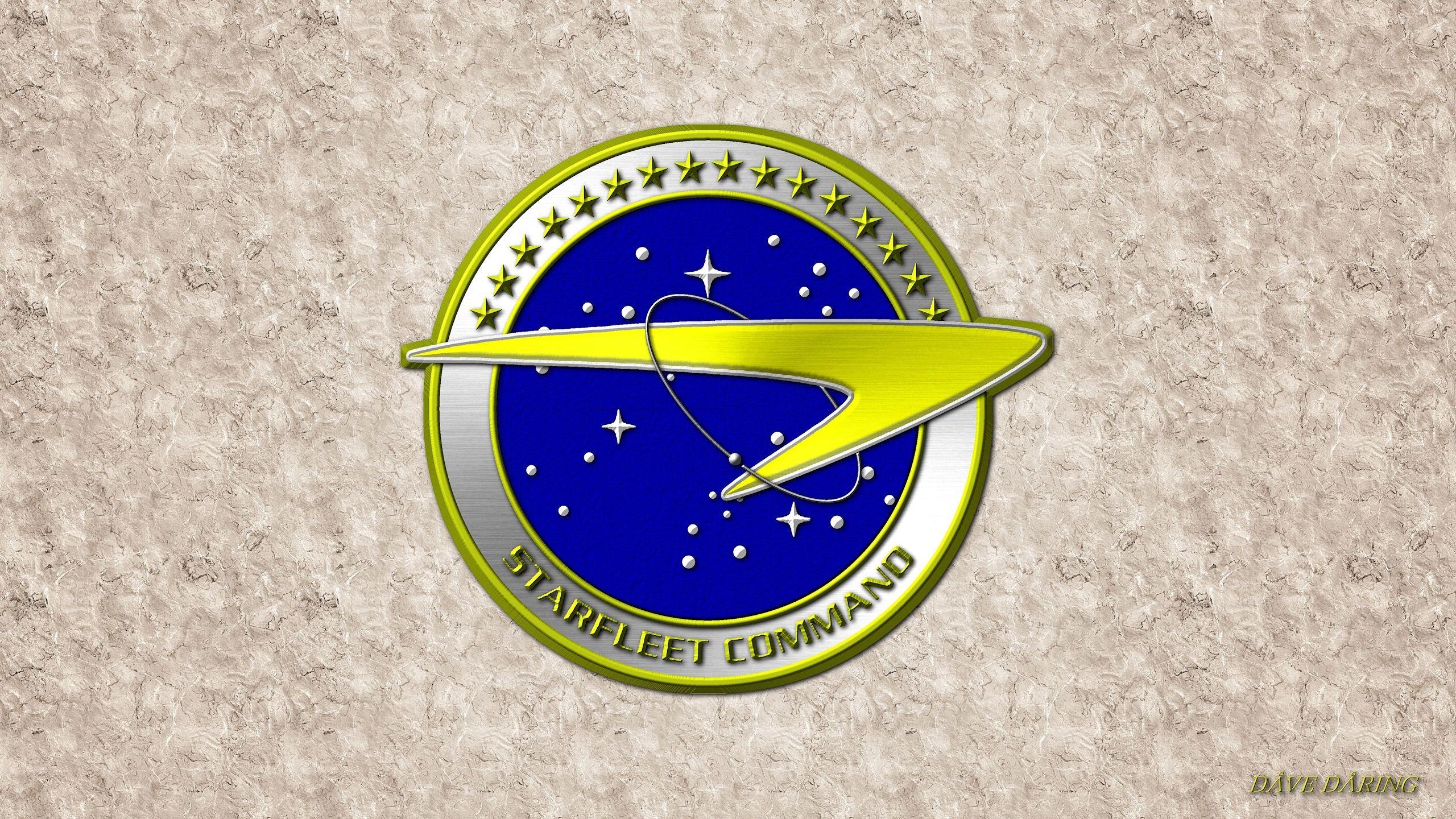 … Enterprise Era Starfleet Command Emblem by Dave-Daring