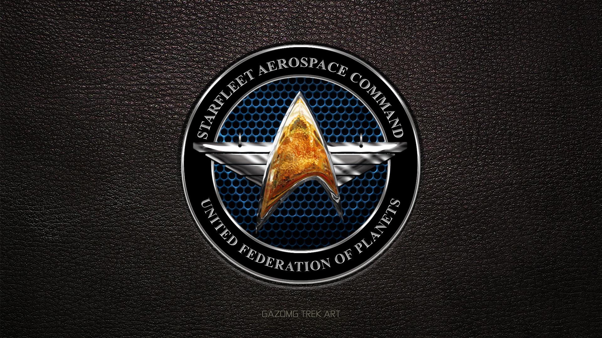 … Starfleet Aerospace Command Star Trek by gazomg