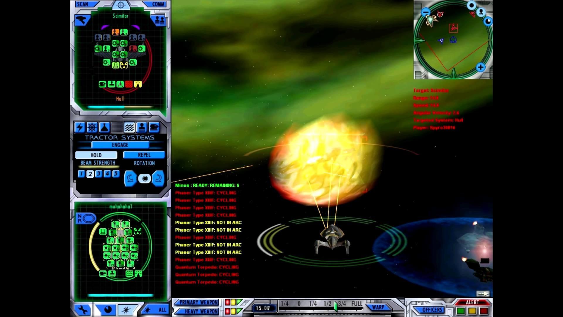 Star Trek: Starfleet Command III Deutsch [FullHD] Special #1 – Mit Warp in  den Multiplayer
