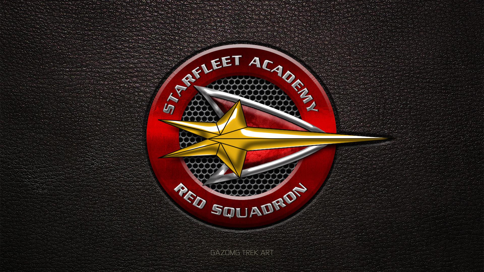 … Starfleet Academy Red Squad Star Trek Logo Updated by gazomg