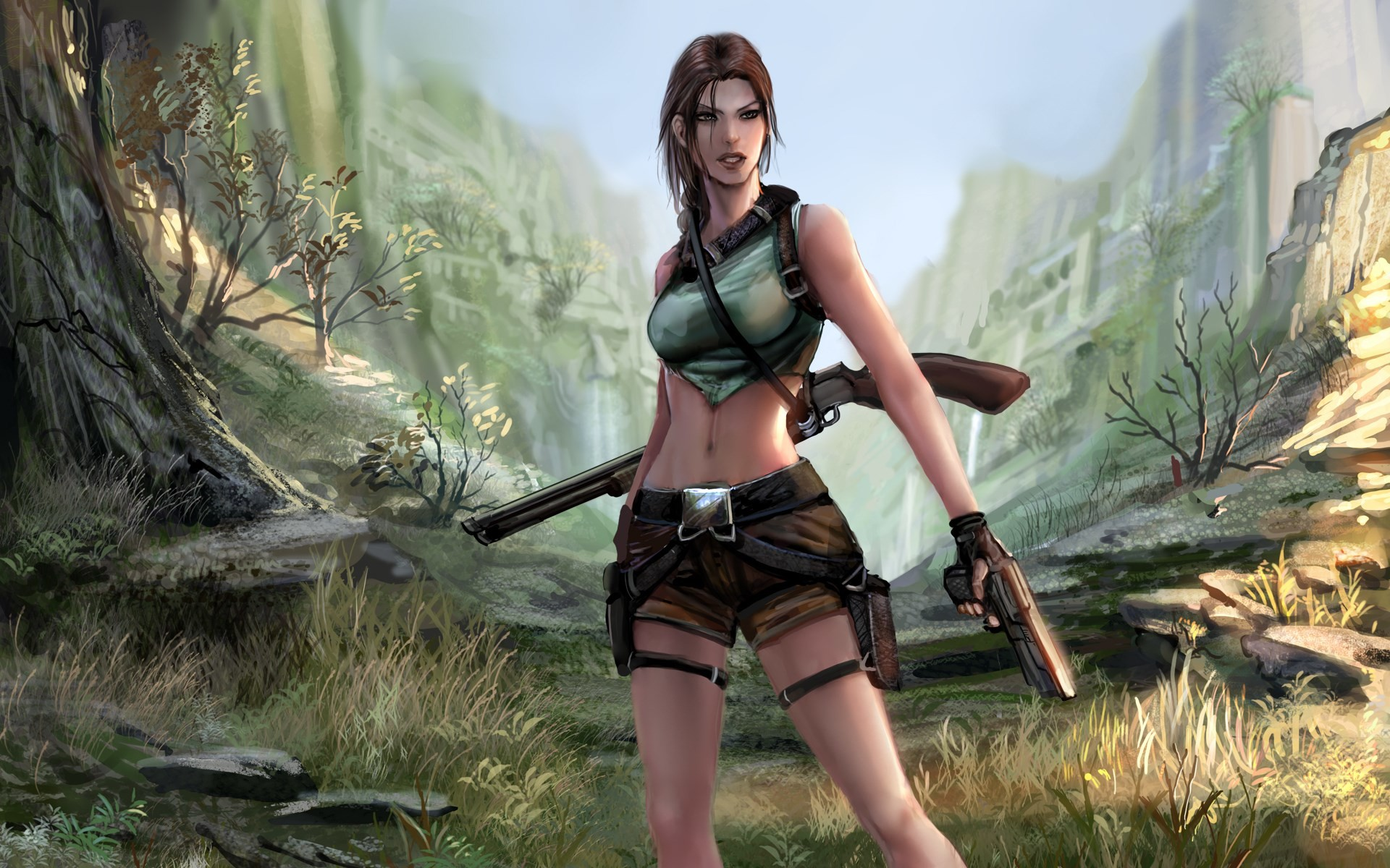 Game Girl Images. Top Game Girl Wallpapers
