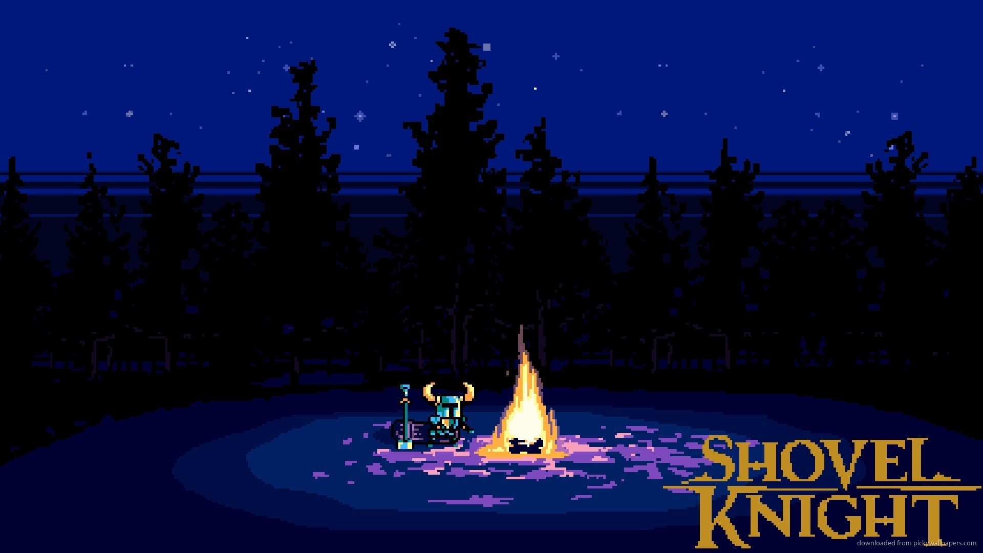 Shovel Knight Game Wallpaper picture
