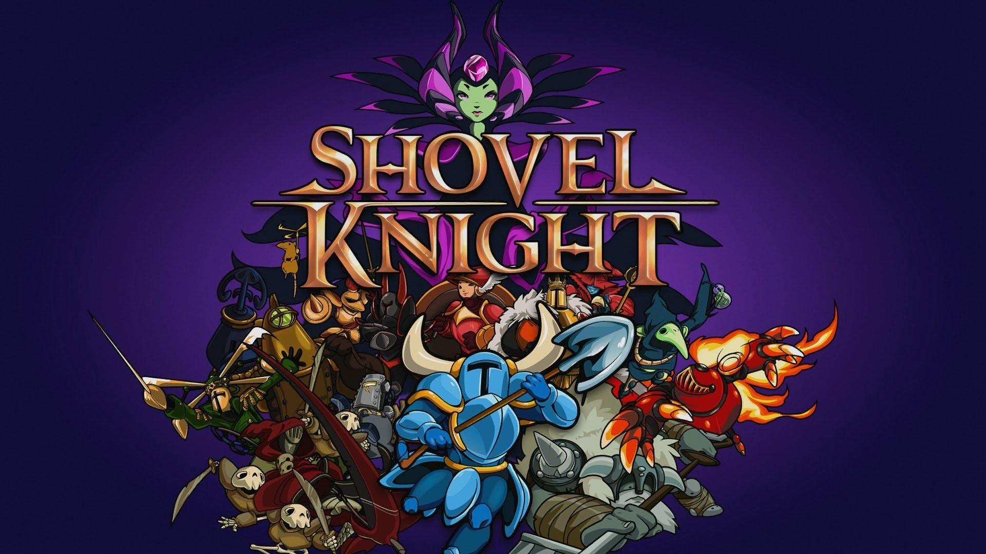 67 Shovel Knight Wallpaper Hd