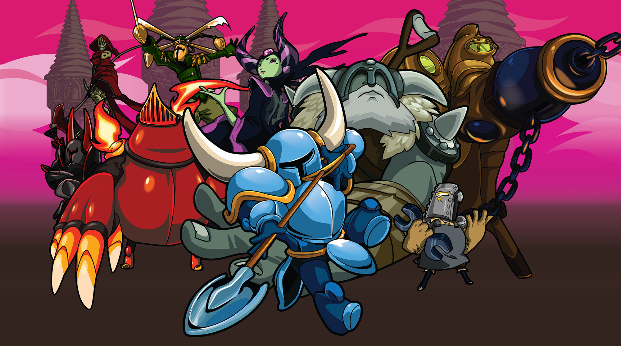 Shovel Knight's Nintendo Switch release will include big changes