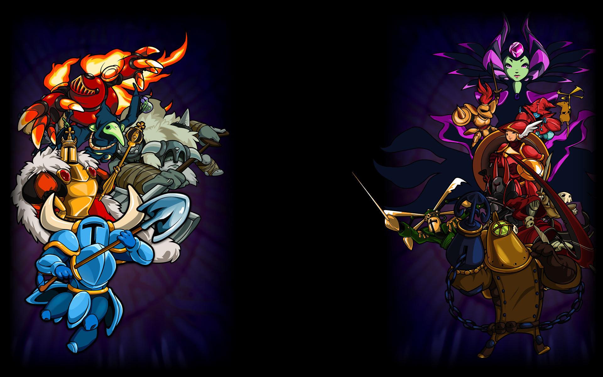 Video Game – Shovel Knight Wallpaper