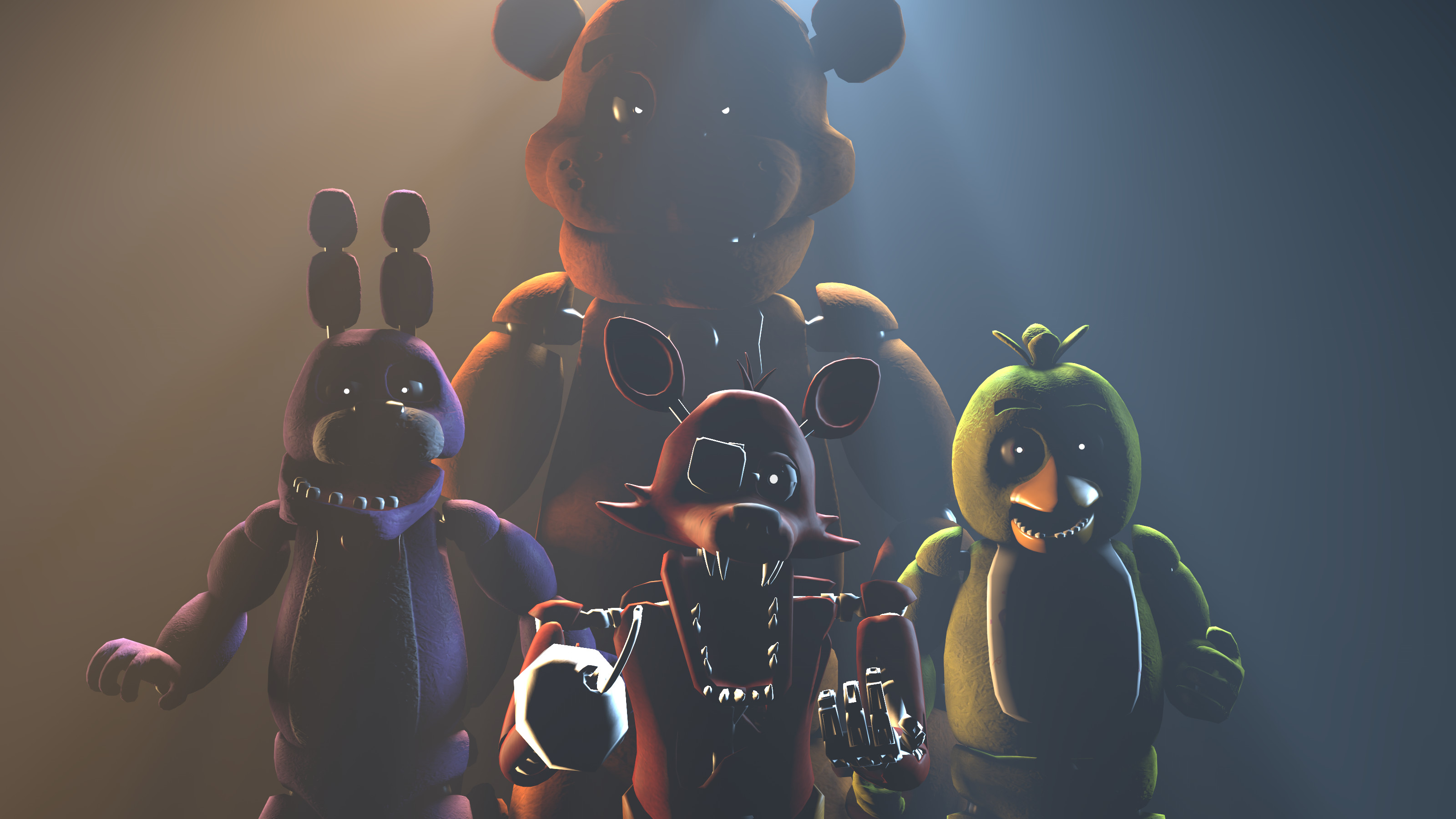 Five Nights at Freddy's by LunicAura106 Five Nights at Freddy's by  LunicAura106