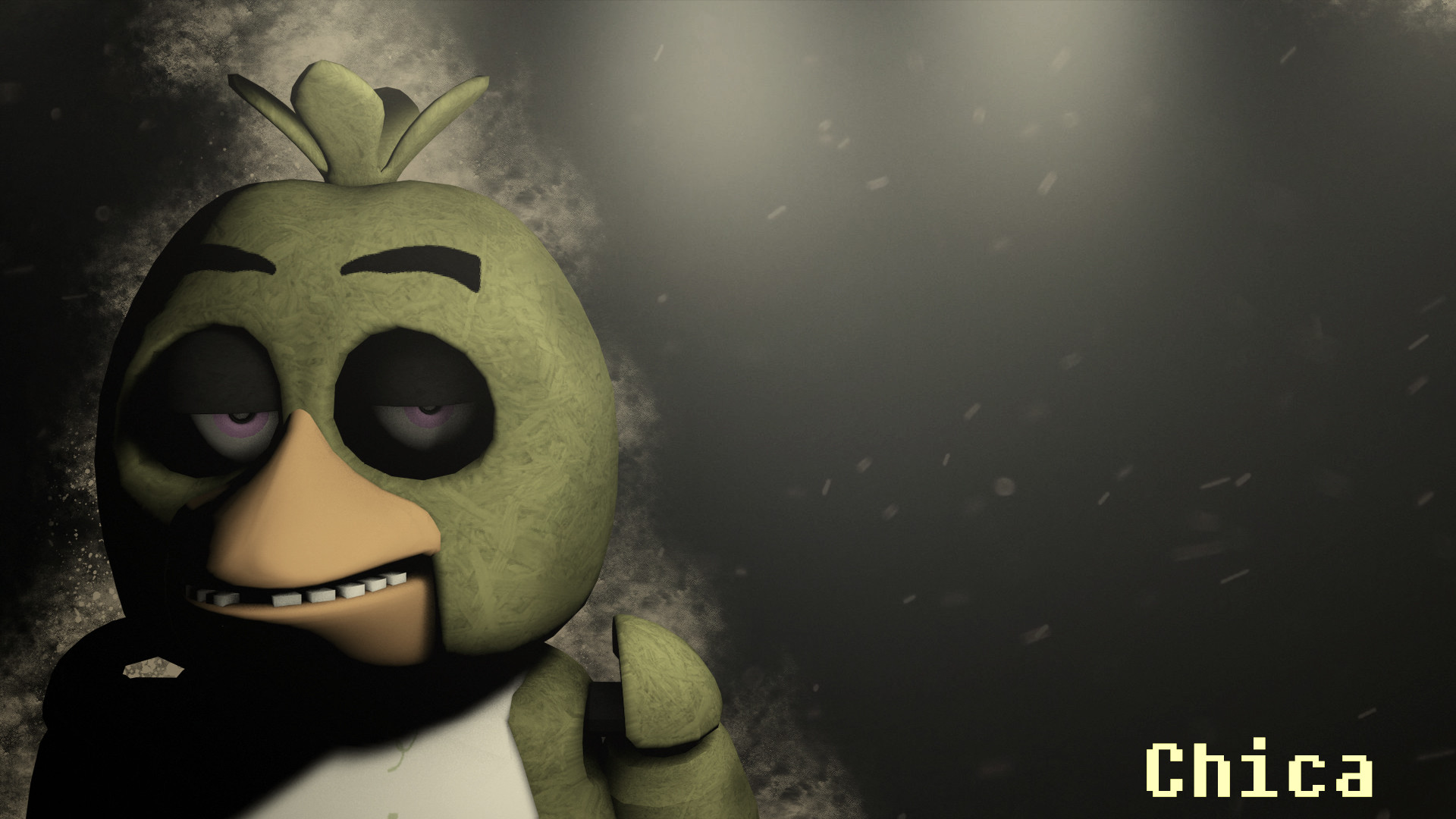 … Five Nights at Freddy's Chica Wallpaper DOWNLOAD by NiksonYT