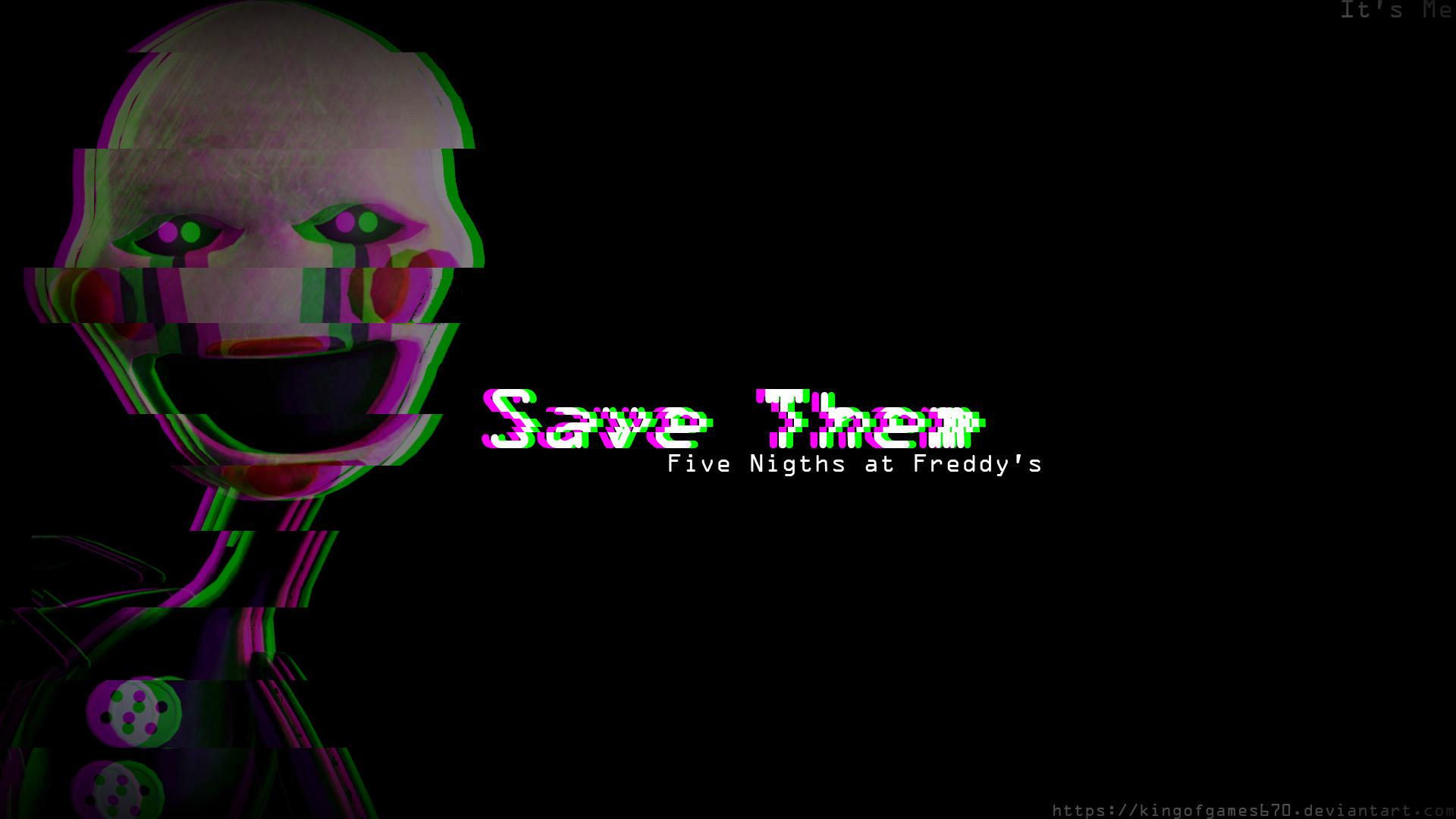 … Five Nights at Freddy's Save Them by Kiriga-me