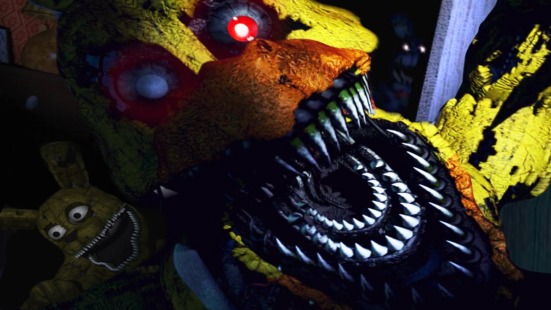 Five Nights at Freddy's 4 –