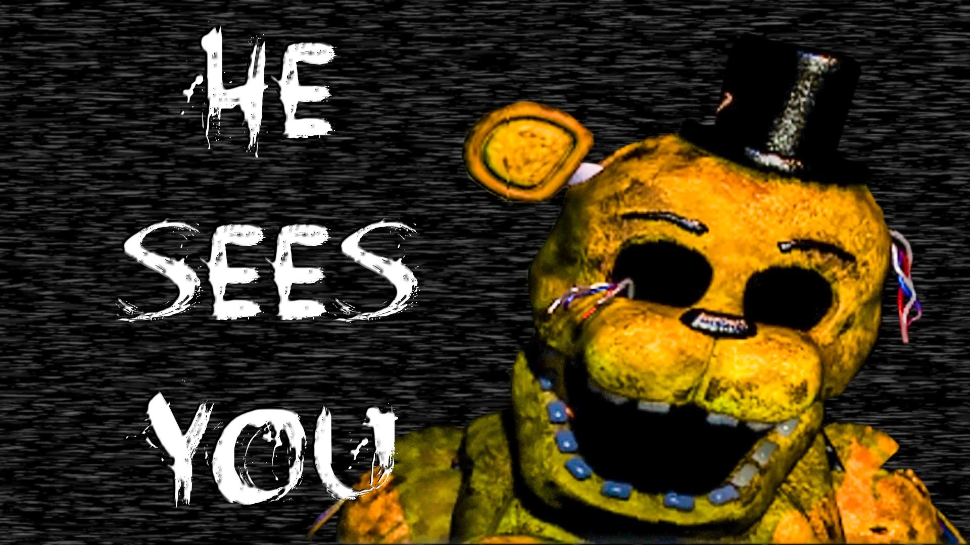 Five Nights At Freddys 2! THE PREQUEL!! – Night 6 – GOLDEN FREDDY HUGE  SCARE – YouTube