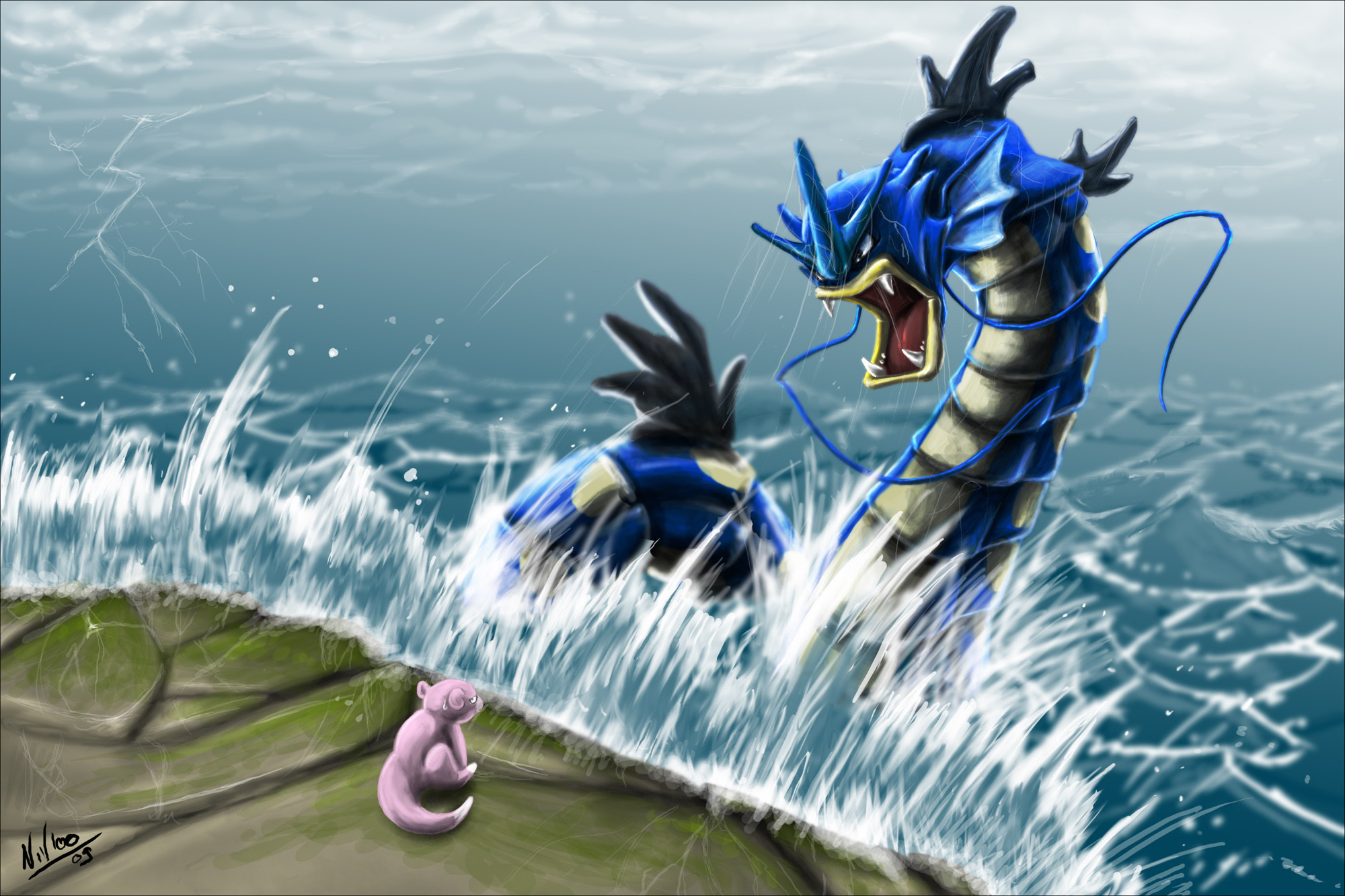 cool pokemon backgrounds | … Pokémon wallpapers as your desktop background  and celebrate your