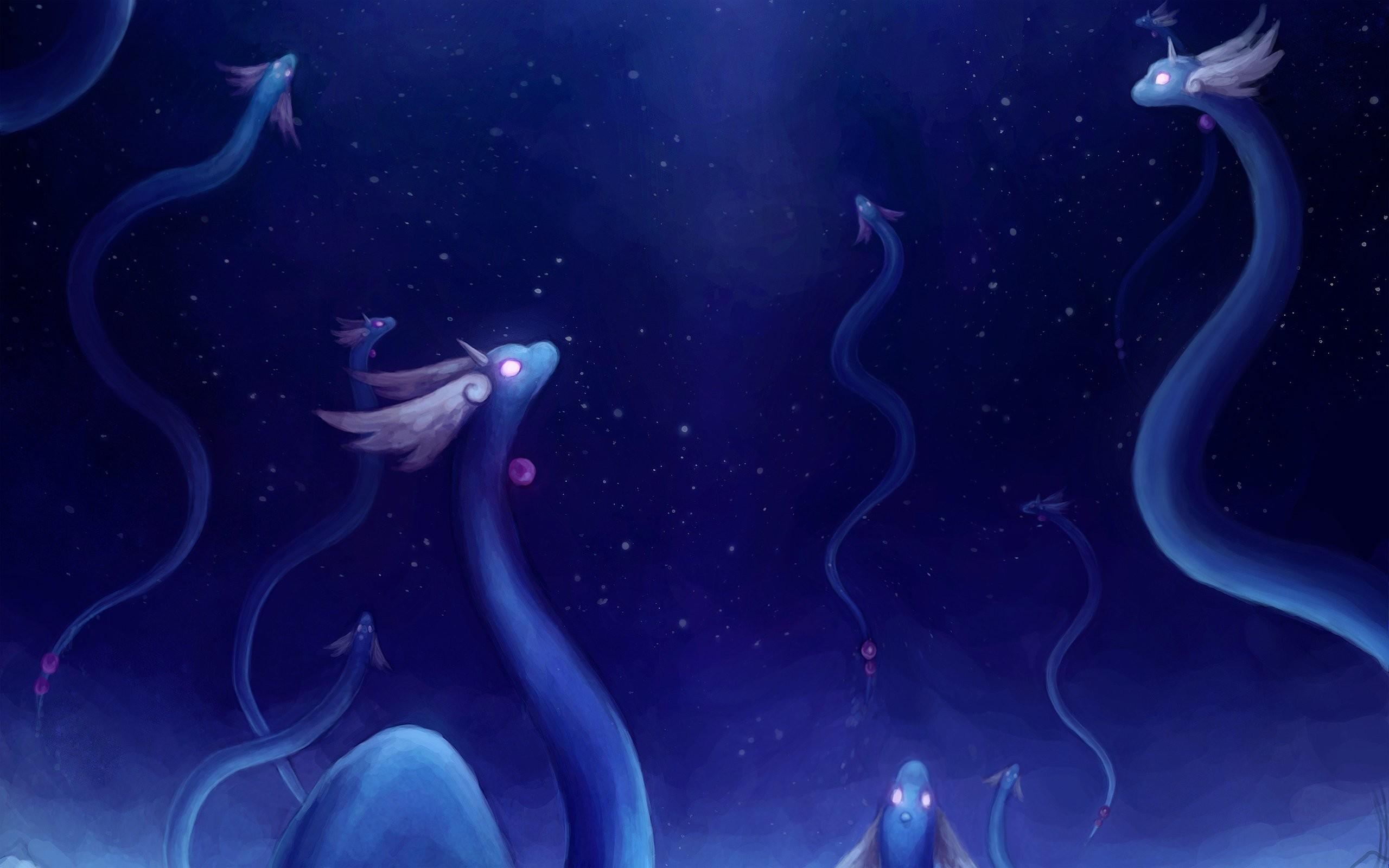 Pokemon Dragonair Wallpaper …