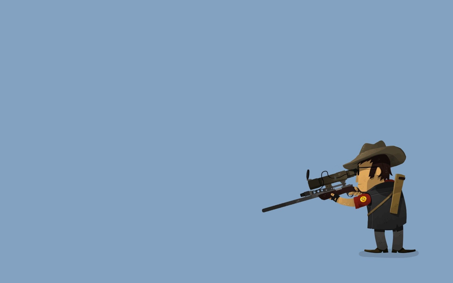 Video games team fortress 2 sniper tf2 wallpaper