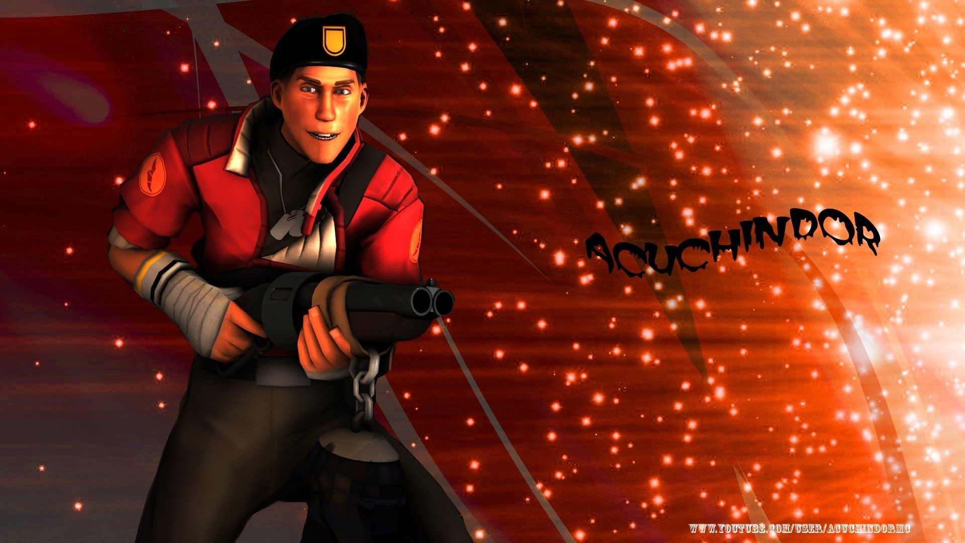 Team Fortress 2 Scout Wallpapers