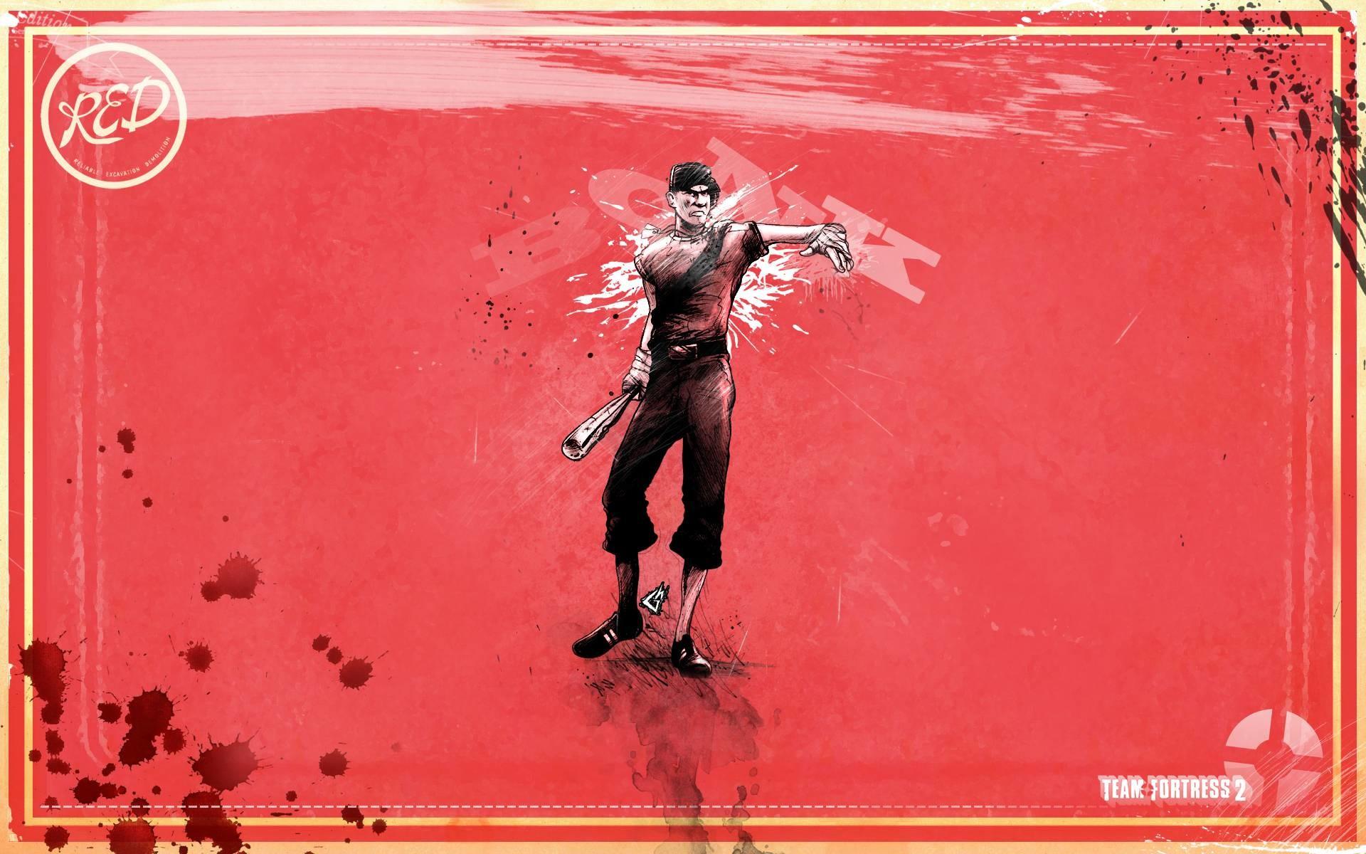 Team Fortress 2 Heavy wallpaper – 73010