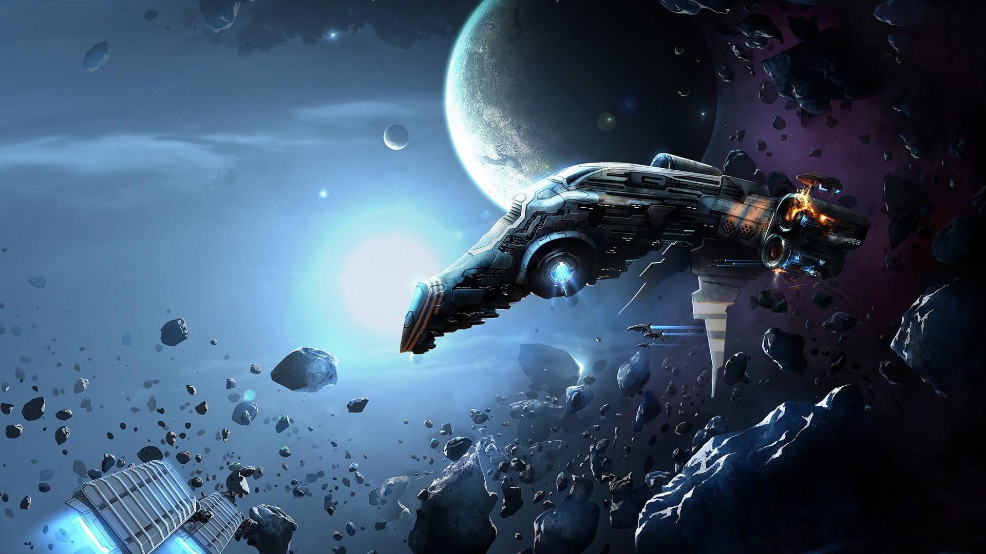 Eve Online. 1920×1080