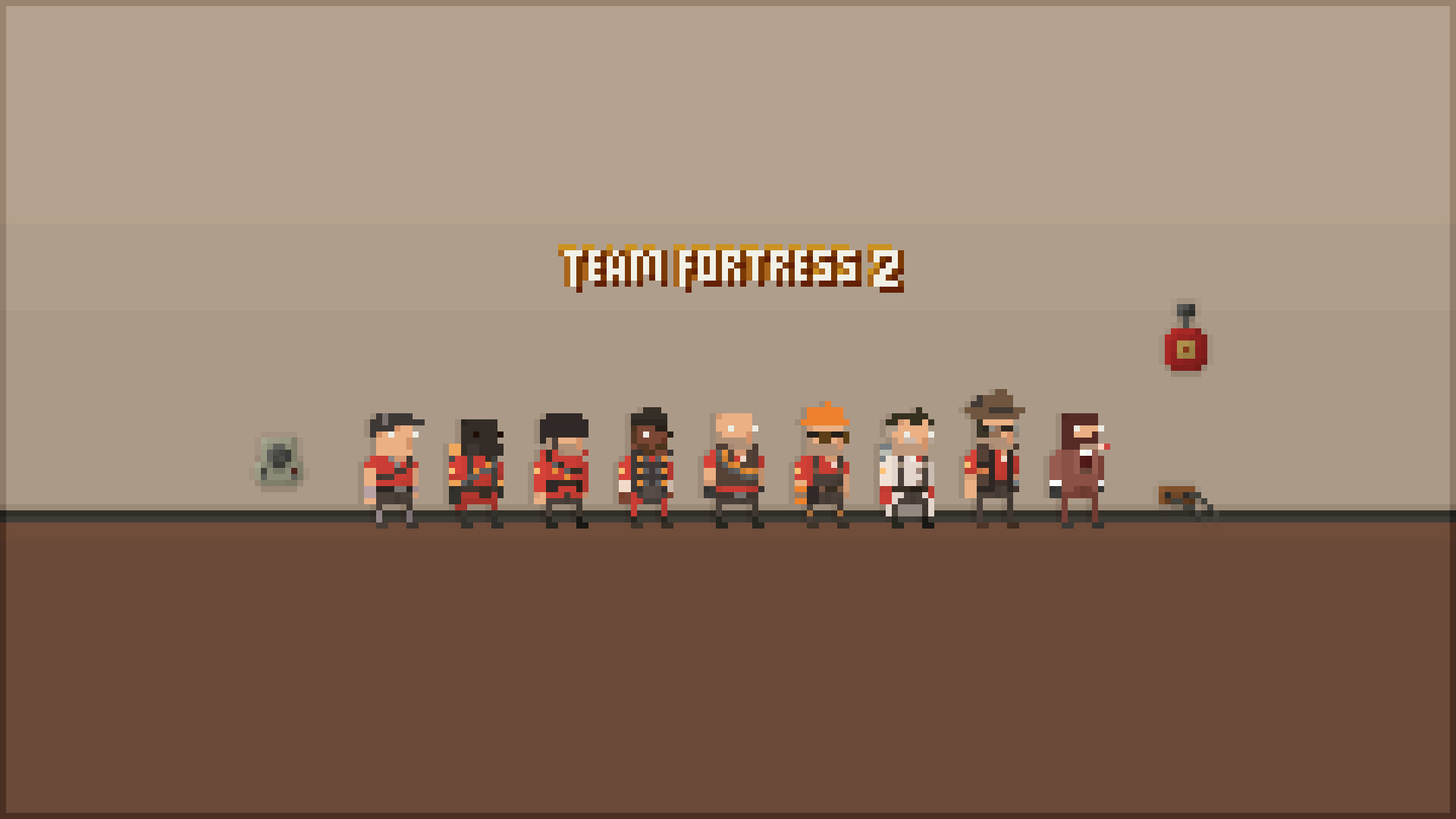 Team Fortress 2 Wallpapers!