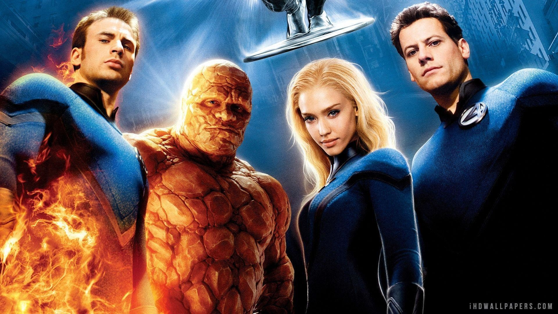 Fantastic 4 Rise of the Silver Surfer HD Wallpaper – iHD Wallpapers