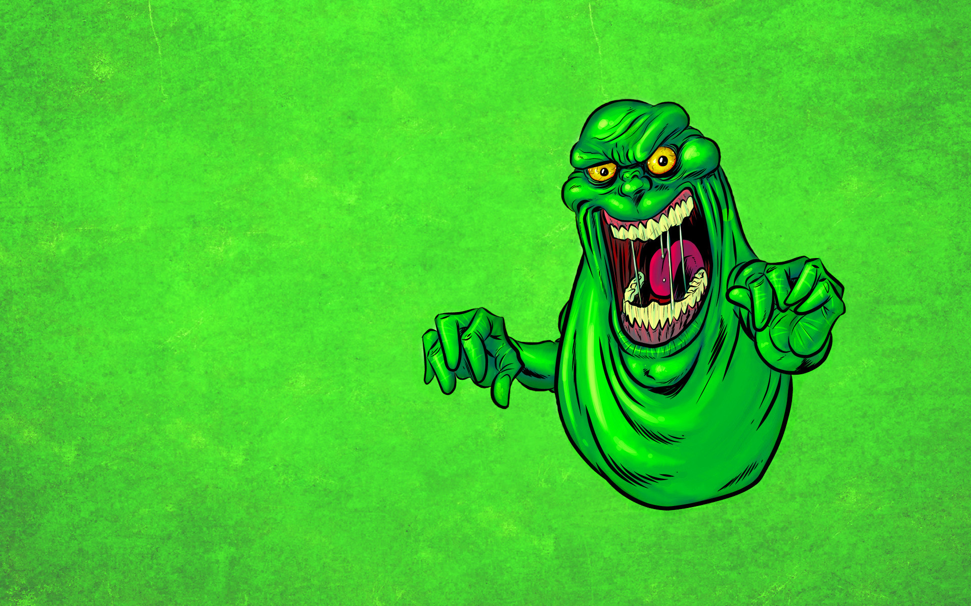 Related Wallpapers from Silver Surfer Wallpaper. Slimer ghostbusters