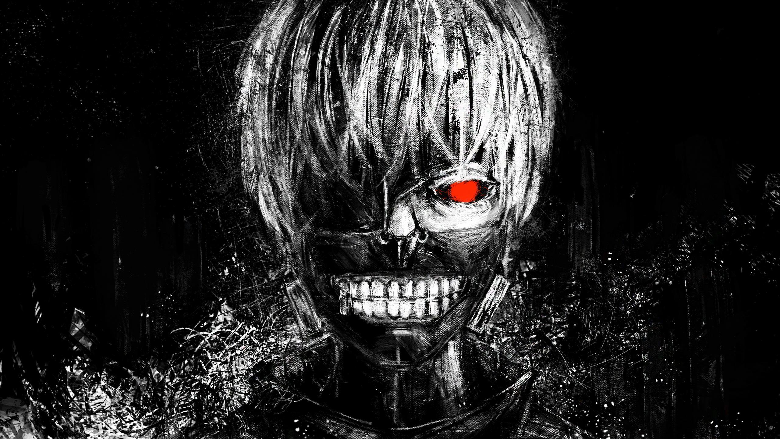 Tokyo Ghoul Full HD Wallpaper