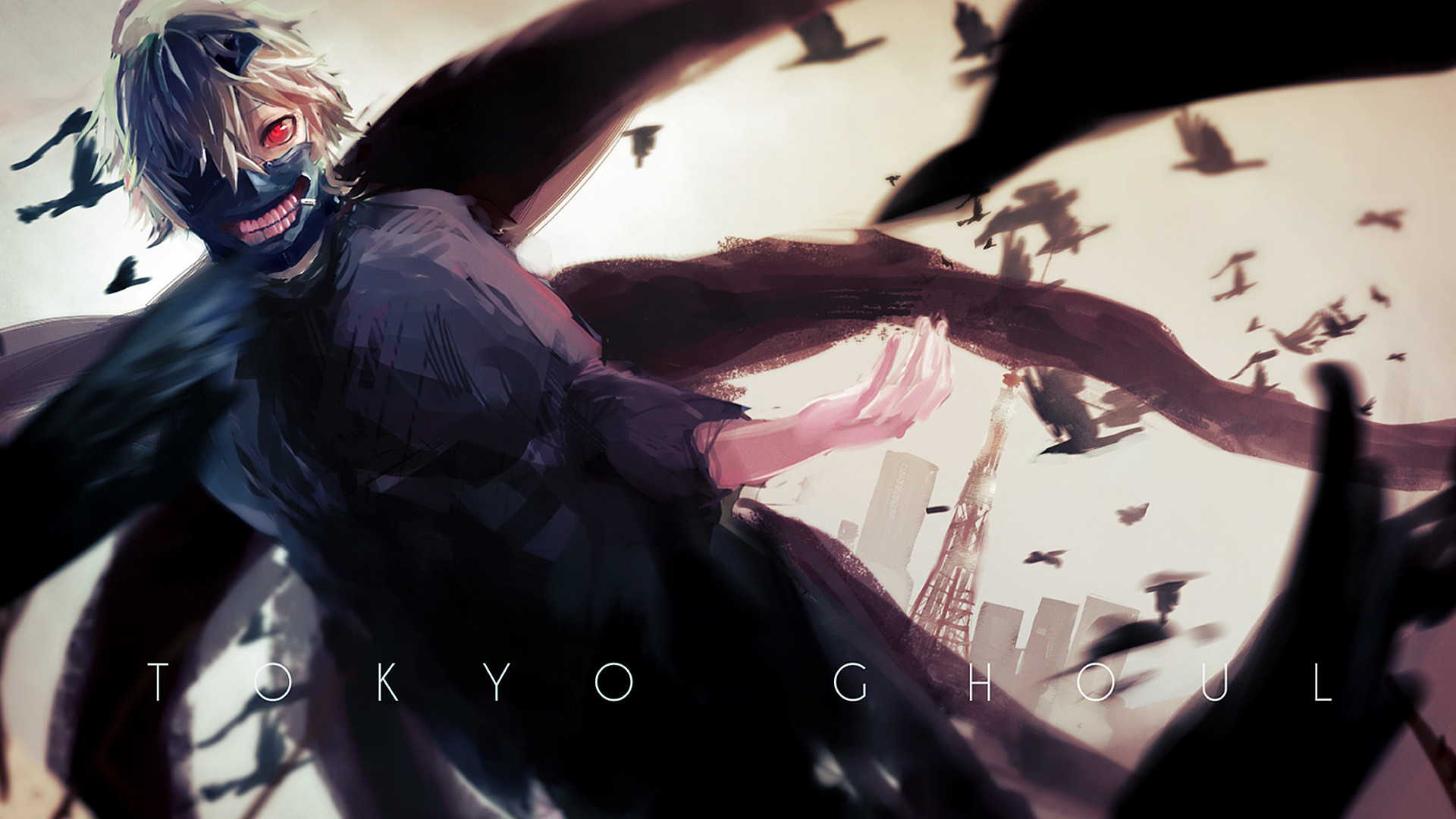 Image for Free Tokyo Ghoul Anime HD Wallpaper 22