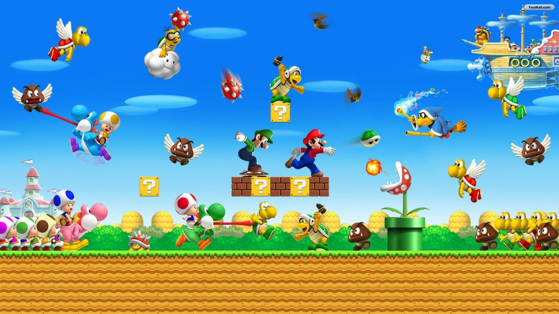 Super Mario Wallpaper 5091