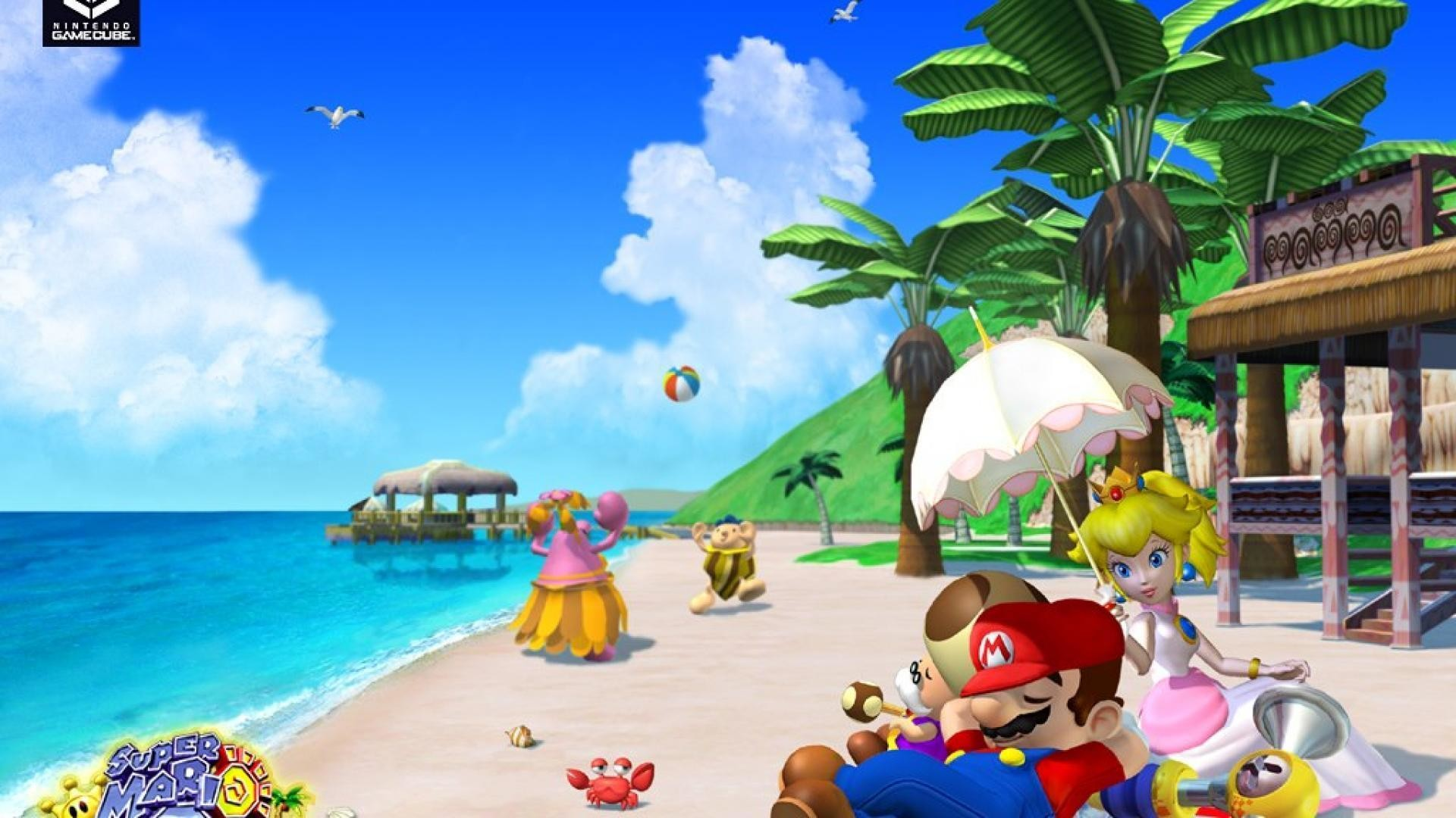Images For > Mario Wallpaper Hd
