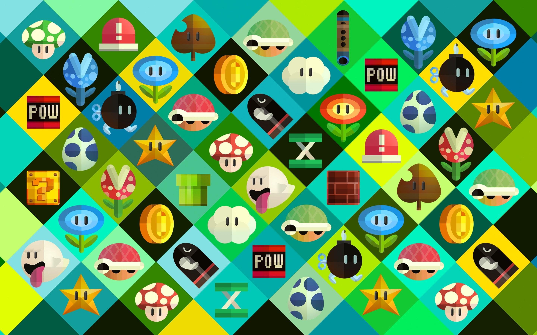 223 Mario Wallpapers | Mario Backgrounds