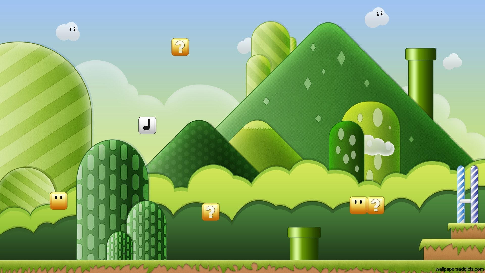 4 Super Mario Advance 2 – Super Mario World HD Wallpapers | Backgrounds –  Wallpaper Abyss