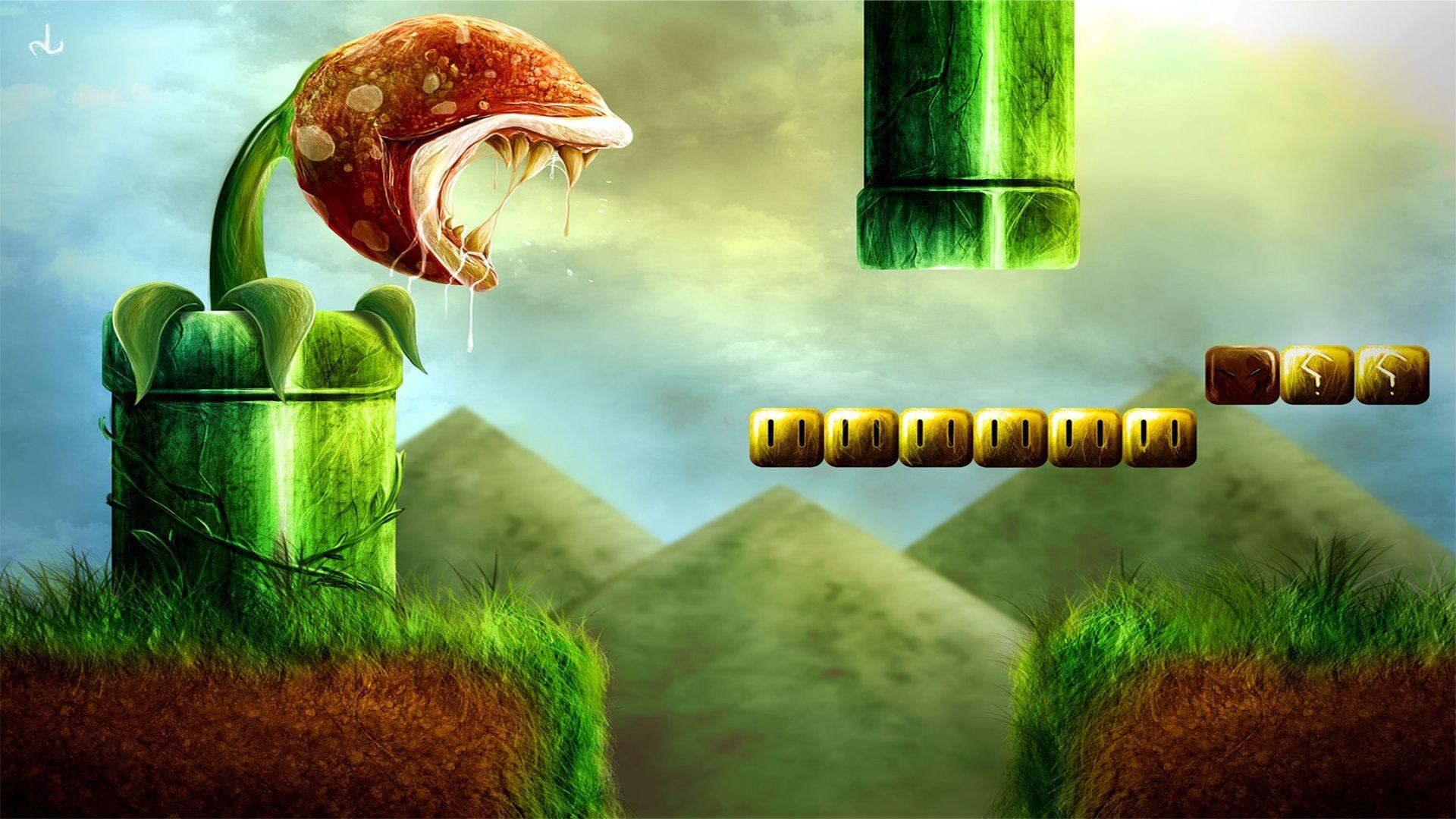 video Games, Super Mario Wallpapers HD