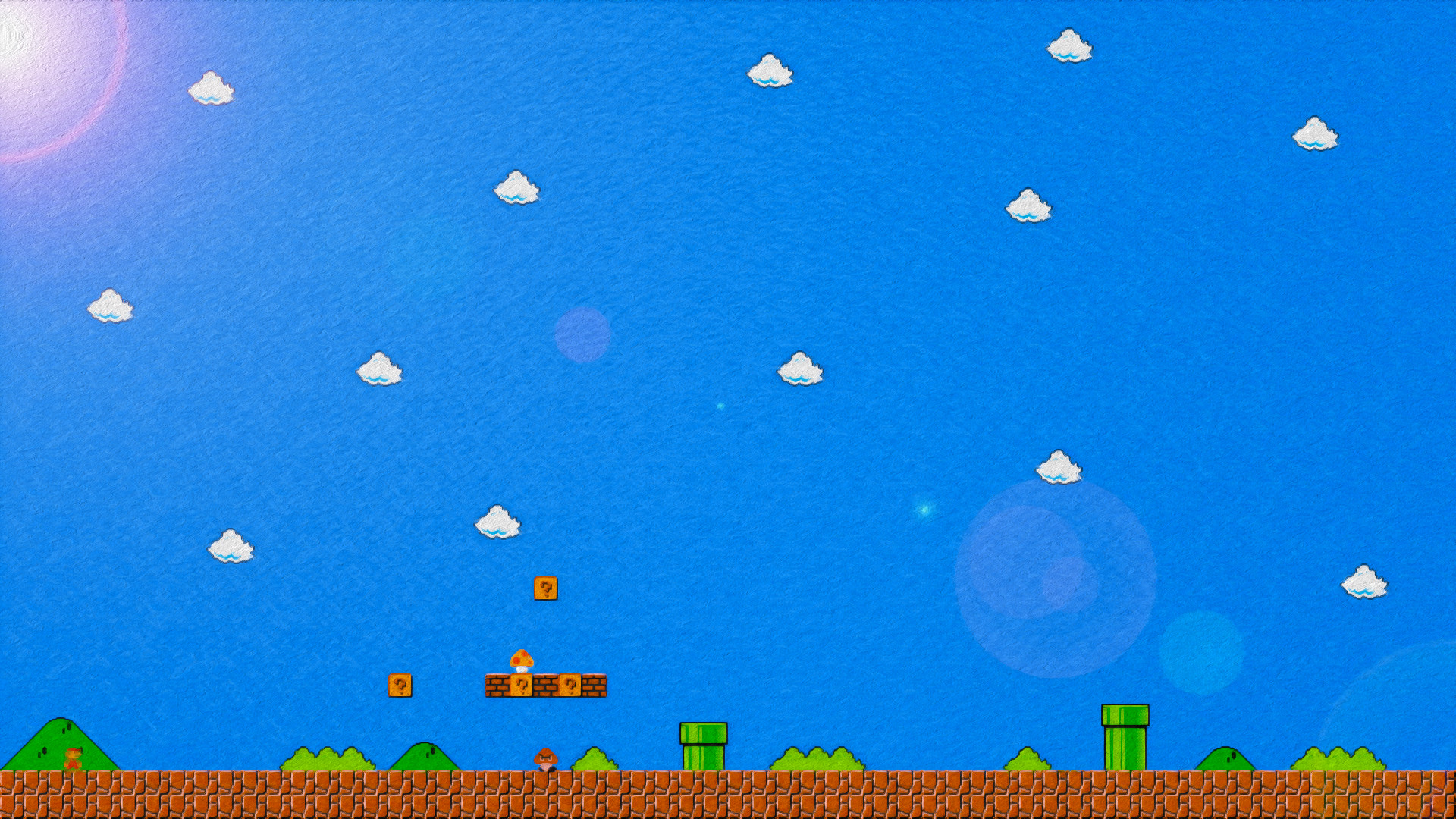 … Super Mario Wallpaper (1920×1080) UPDATE by hugmydick