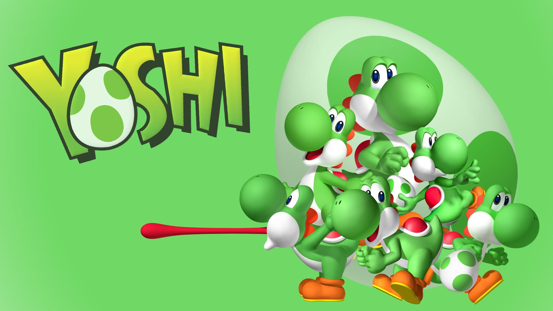 Super Mario Bros. Full HD Wallpaper 1920×1080