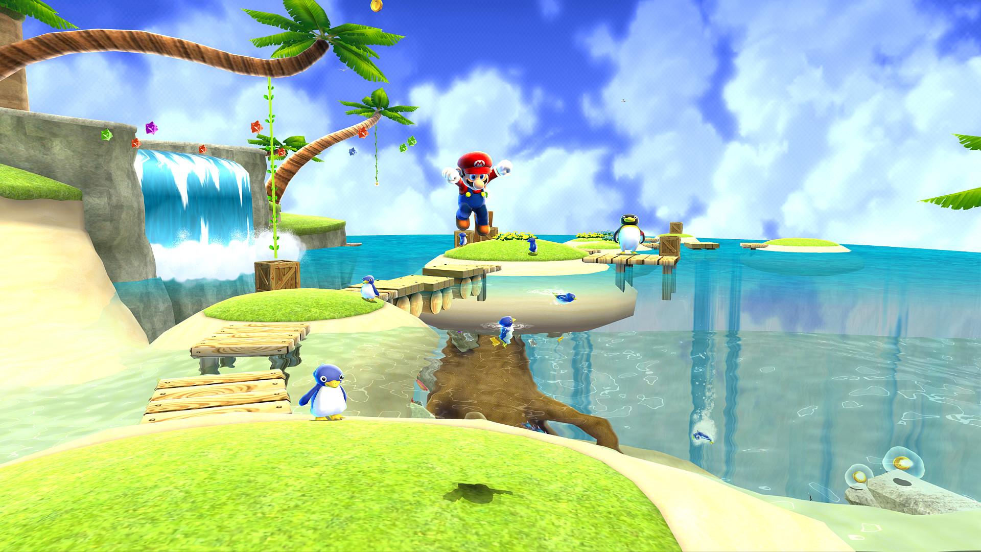 Video Game – Super Mario Galaxy Wallpaper